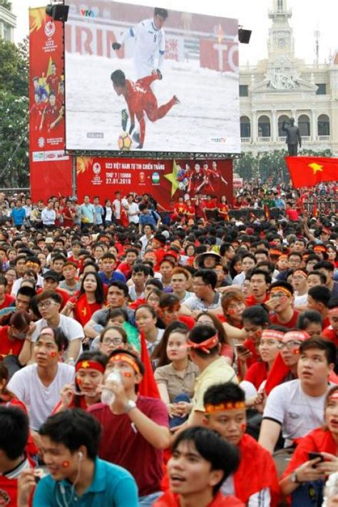 uzbek football fans vietnam u 23 team unite a nation even in defeat latest