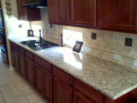 Kitchen Counter Backsplash Ideas by Granite Countertops And Backsplash Pictures Size Of