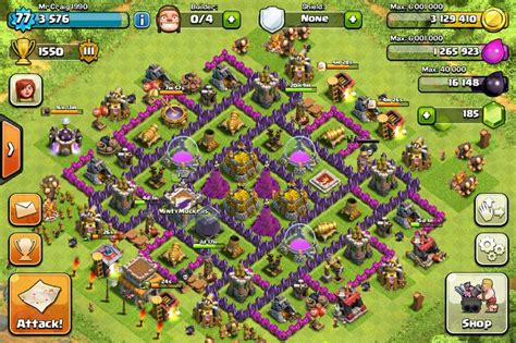 how does layout editor work in clash of clans 17 best images about clash of clans on pinterest hack