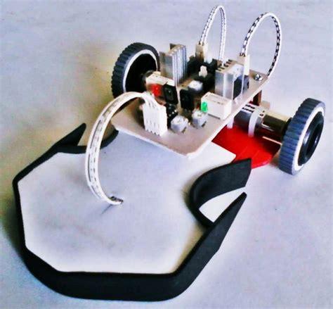 cara membuat robot naga cara membuat robot line follower analog sederhana
