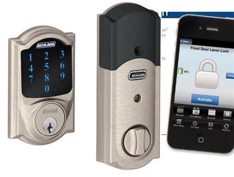 Iphone Door Lock by Best Iphone Controlled Door Lock Remotely Lock Or Unlock
