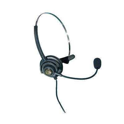 Enzatec Single Headset Hs 103 lightweight monaural headset hs103 from phonetalk