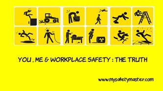 you me and workplace safety the