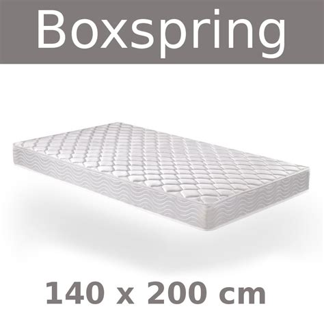 140x200 matratze boxspring matratze 140x200 box bed 160x200 cm pu