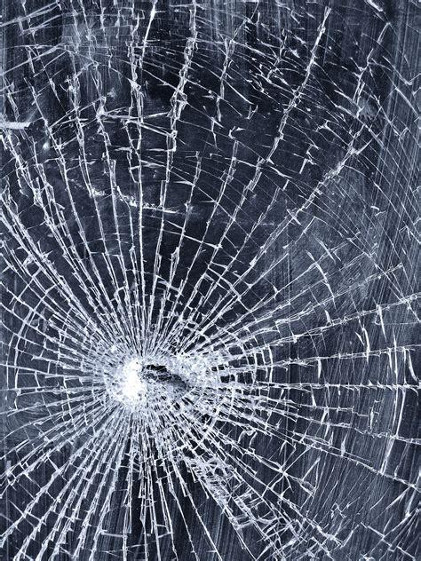 realistic cracked  broken screen wallpapers technosamrat