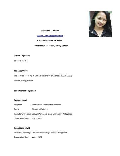 resumes for high school graduates resume samples high school