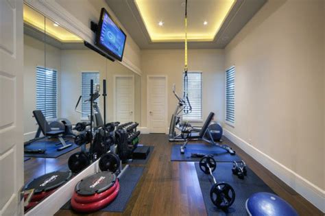 40 personal home design ideas for workout rooms