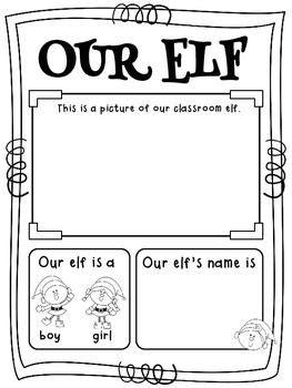printable elf activities elfis is in the building a classroom elf freebie