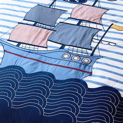pirate ship bedding