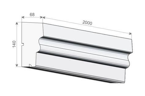 Gesimse Styropor by Styropor Gesims Ge6 Gesims Fassade