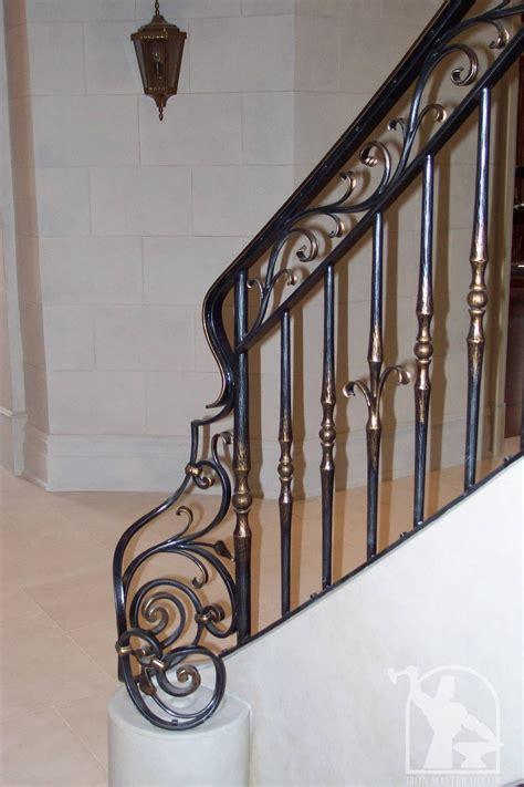 Home Decor Inc Wrought Iron Interior Railings Photo Gallery Iron Master