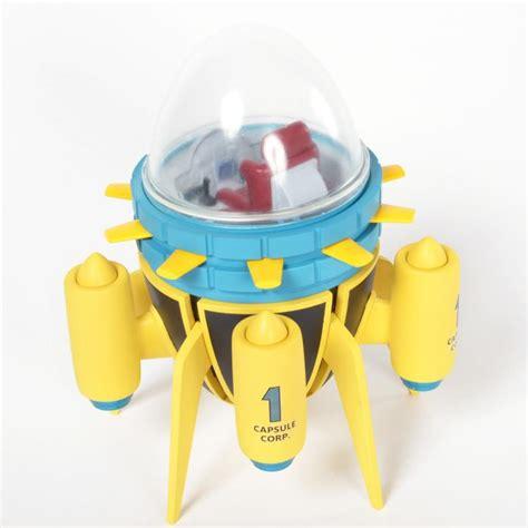 Mega Wcf Time Machine Capsule Corp Original Banpresto mega world collectable figure time machine