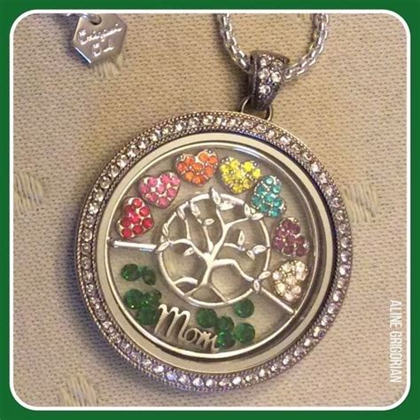 Origami Owl Necklace Ideas - 25 best origami owl ring images on origami owl