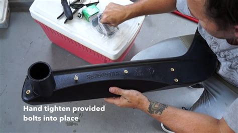 Suzuki Sidekick Snorkel Suzuki Snorkel Installation