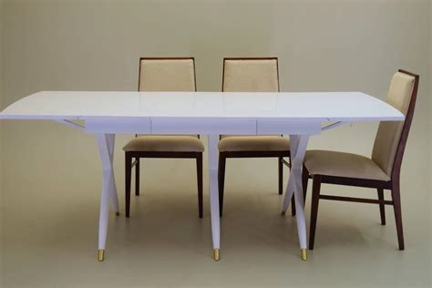 white lacquer dining table white lacquer dining table crowdbuild for