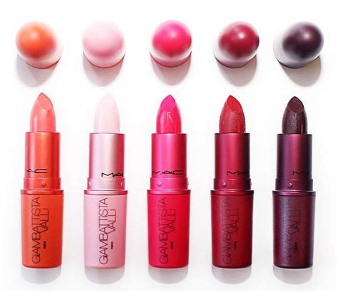 macs new spring lip color for 2015 mac giambattista valli summer 2015 collection beauty
