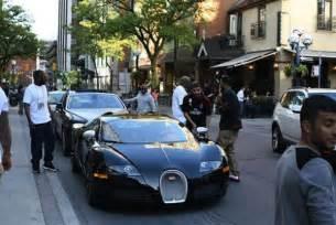 Lil Waynes Bugatti Stunts In His New Bugatti Veyron In Toronto Photo