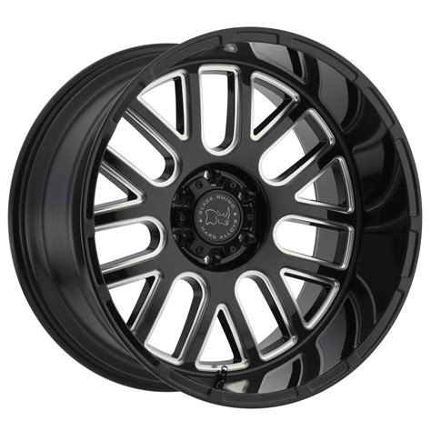 black wheels pismo truck rims by black rhino