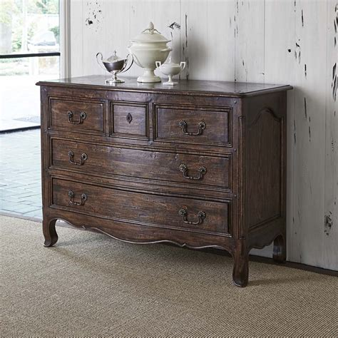 lorraine distressed accent chest western cabinets and