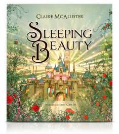 sleeping beauty personalized fairy tale story book