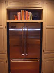 above refrigerator storage cookbook storage above refrigerator home ideas pinterest