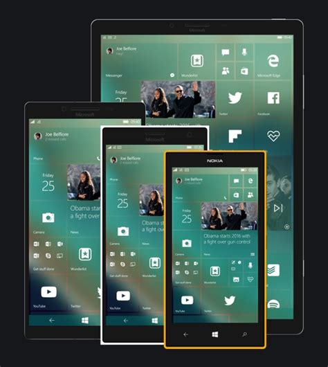 best windows mobile fan made windows 10 mobile concept blows the original out