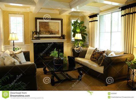 beautiful yellow bedrooms beautiful yellow living room royalty free stock photography image 9230987
