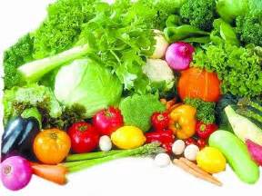 Vegetables by
