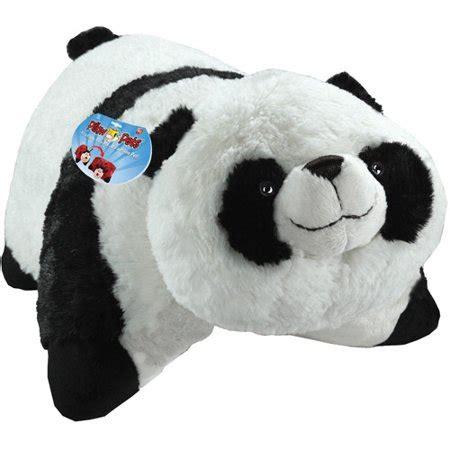 pillow pet as seen on tv pillow pet comfy panda walmart