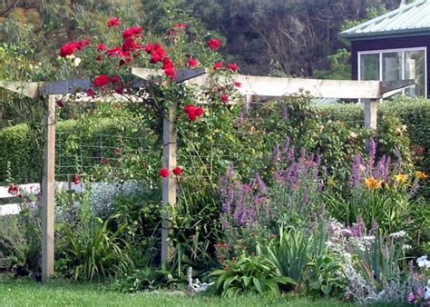 Garden Arbor Gumtree by Garden Pergola