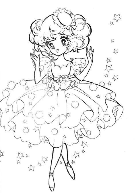 pin  ommy ja  shoujo coloring vintage coloring books