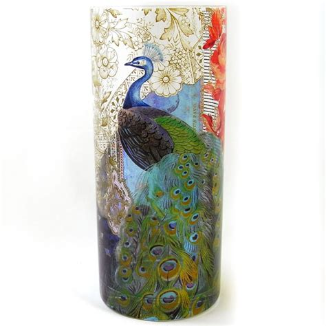 kaderia rakuten global market fringe vase peacock