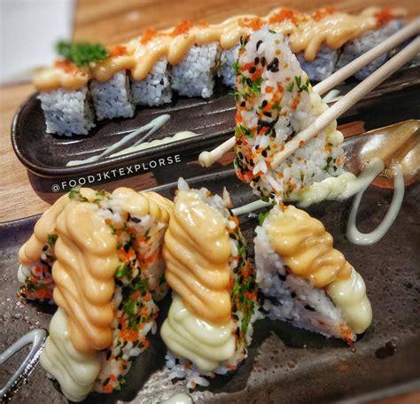Murah Di Indonesia sushi murah di jakarta yang rasanya juara nibble