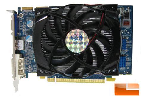 Vga Card Ati Radeon Hd 4600 sapphire radeon hd 4670 512mb gddr4 card review