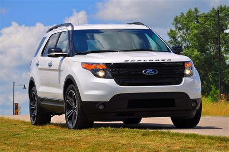 ford explorer sport top speed