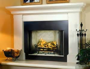 Gas Fireplace Mantels Fireplace Mantel Surround On Custom Fireplace Quality