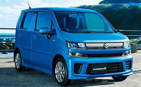 Suzuki Wagon R Price New Generation Suzuki Wagonr And Stingray Unveiled In