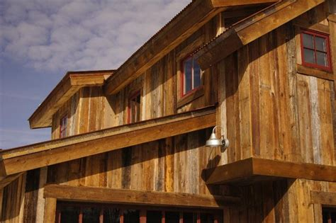 rustic siding for houses barnwood siding rustic exterior other by alpenglow building design inc