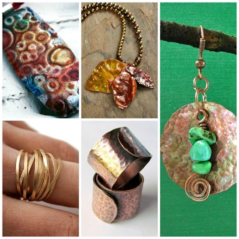 how to make brass jewelry scratch the surface with textured metal jewelry