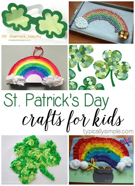 st s day crafts for 25 st s day crafts for typically simple