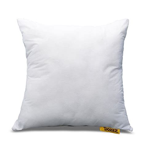 Pillow Foam Inserts by Dozzz 16 Quot X 16 Quot Square Poly Throw Pillow Insert Pillow