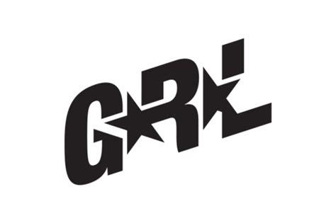 Image - G.R.L logo.png - Logopedia, the logo and branding site G R Logo