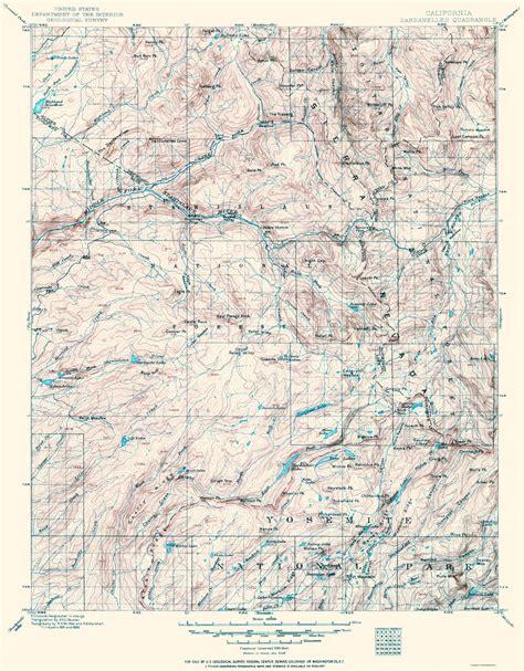 california quadrangle map historical topographical maps dardanelles california