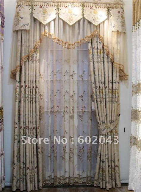 Do The Curtains Match The Drapes Good Quality Jacquard Cotton Linen Curtains Matched