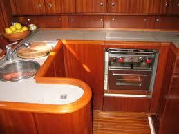 boat galley kitchen designs cooking on boats boat trader waterblogged