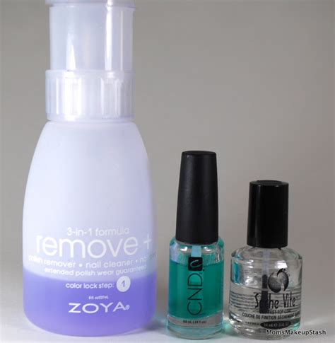 Seche Vite Base Coat By Opi Kutek nail care routine featuring go to products by essie seche