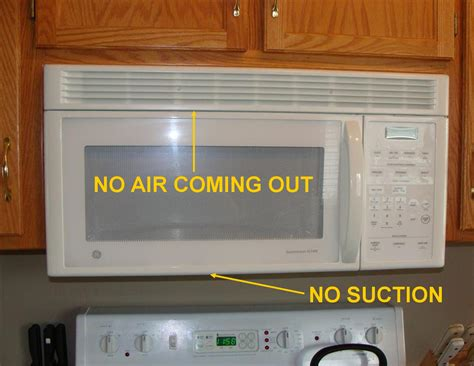 hood fan over stove over the stove microwave with vent bestmicrowave