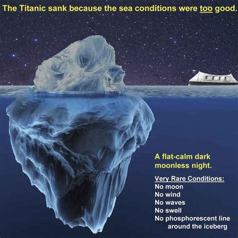 real pictures of the titanic sinking titanic facts and history the titanic sank because the