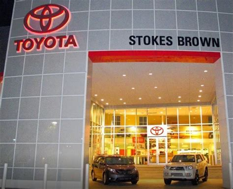 Stokes Toyota Bluffton 1 Of 1 Photos Pictures View Stokes Brown Toyota Of