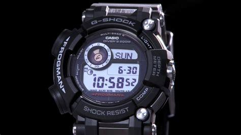 G Shock Frogman Gwf D1000 1 นาฬ กา new casio g shock frogman gwf d1000 with depth